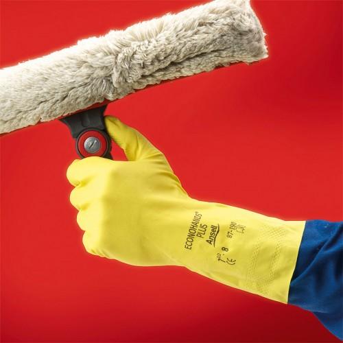 Ansell- ALPHATEC® 87-190 Kimyasal ve Sıvı Korumalı İş Eldiveni - Thumbnail