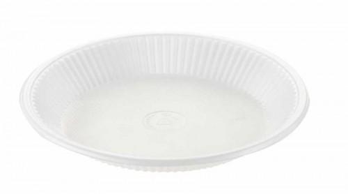 Plastik Tabak 19 cm - Thumbnail