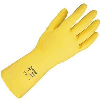Ansell- ALPHATEC® 87-190 Kimyasal ve Sıvı Korumalı İş Eldiveni (Çift-7) - Thumbnail