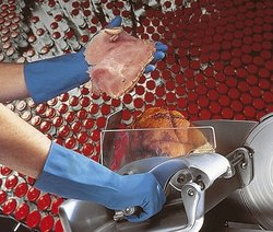 Ansell- ALPHATEC® 87-315 Kimyasal ve Sıvı Korumalı Profesyonel Gıda İşleme Eldiveni - Thumbnail
