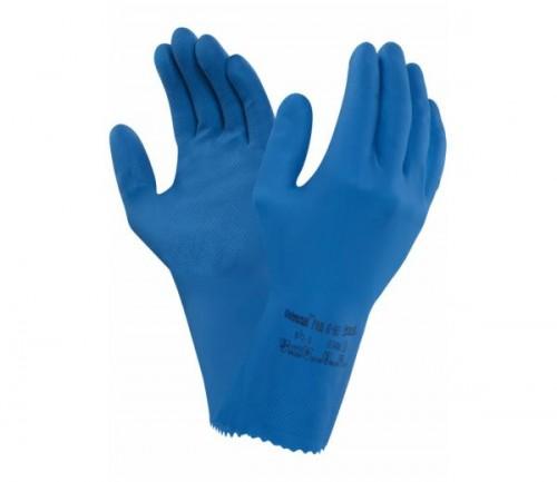 Ansell- ALPHATEC® 87-665 Kimyasal ve Sıvı Korumalı İş Eldiveni (Çift-9) - Thumbnail