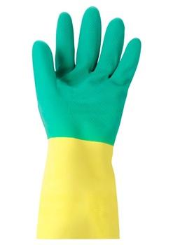 Ansell- ALPHATEC® 87-900 Kimyasal ve Sıvı Korumalı İş Eldiveni (Çift-9) - Thumbnail