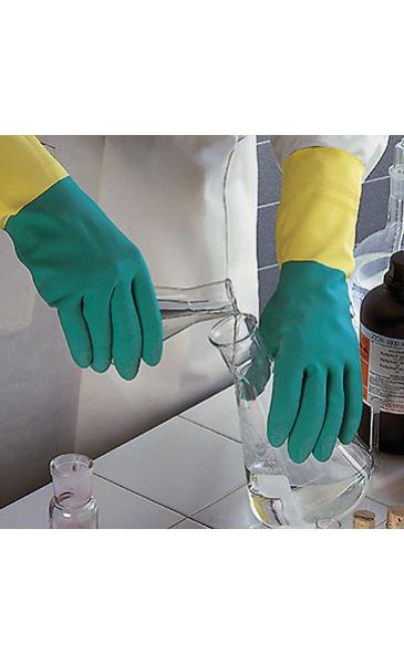 Ansell- ALPHATEC® 87-900 Kimyasal ve Sıvı Korumalı İş Eldiveni (Çift-8)