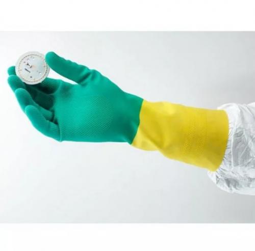 Ansell- ALPHATEC® 87-900 Kimyasal ve Sıvı Korumalı İş Eldiveni (Çift-8) - Thumbnail