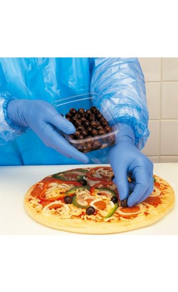 Ansell- ECONOHANDS® 87-195 Profesyonel Gıda İşleme Eldiveni (Çift-8)