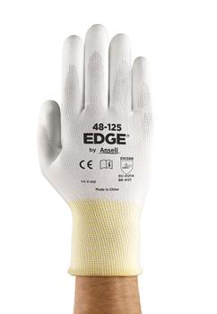Ansell- EDGE® 48-125 Poliüretan Kaplı Hassas Montaj Eldiveni (Çift-10) - Thumbnail