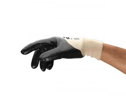 Ansell- EDGE® 48-501 Petrolcü ve Ağır İş Eldiveni (Çift-10) - Thumbnail