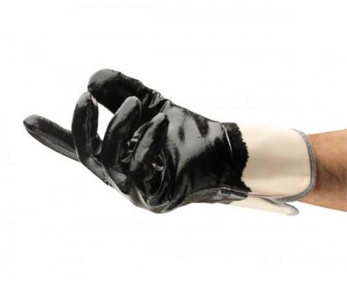 Ansell- EDGE® 48-501 Petrolcü ve Ağır İş Eldiveni - Thumbnail