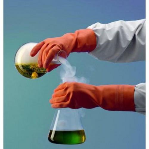 Ansell- EXTRA® 87-955 ORANGE Kimyasal ve Sıvı Korumalı Ağır İş Eldiveni (Çift-9) - Thumbnail