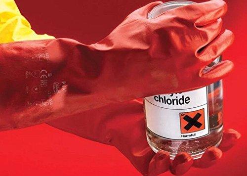 Ansell- SOLVEX® PREMIUM 37-900 Kimyasal ve Asit Eldiveni (Çift-8) - Thumbnail
