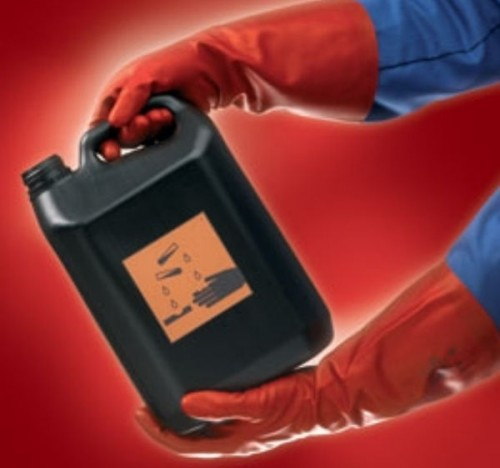 Ansell- SOLVEX® PREMIUM 37-900 Kimyasal ve Asit Eldiveni (Çift-10) - Thumbnail