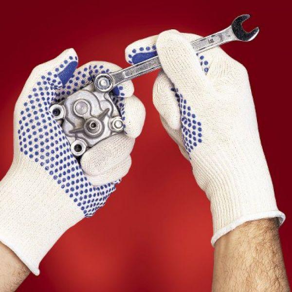 Ansell- TIGER PAW® 76-301 Mekanik ve Çok Amaçlı İş Eldiveni (Çift-7)