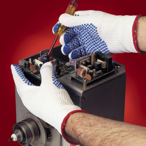 Ansell- TIGER PAW® 76-301 Mekanik ve Çok Amaçlı İş Eldiveni - Thumbnail