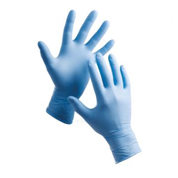 Ansell- TouchNTuff® 92-670 Tek Kullanımlık Pudrasız Endüstriyel Ağır İş Eldiveni - Thumbnail