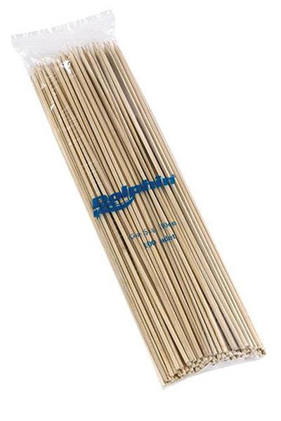 Dolphin Bambu Çöp Şiş 30cm x 3mm 100lü