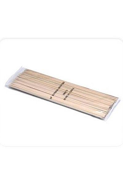 Dolphin Bambu Çöp Şiş 25cm x 3mm 100lü