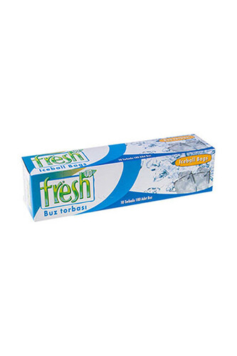 Fresh-Up - Fresh-Up Buz Torbası 10lu