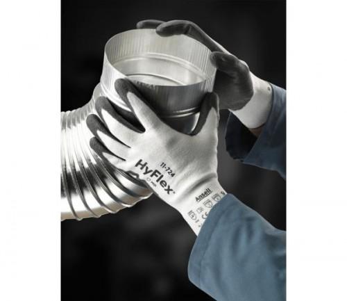 HyFlex® 11-724 Mekanik Koruma Kesilmez Eldiven (Çift-11) - Thumbnail