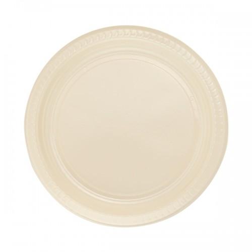Krem Plastik Tabak 22 cm 25li - Thumbnail