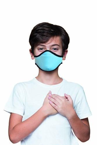 Kullan At Market - Mavi Çocuk Maskesi 1 Adet
