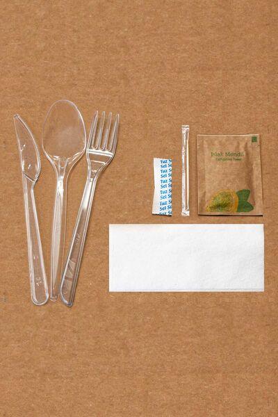 Paket Servis Yemek Seti