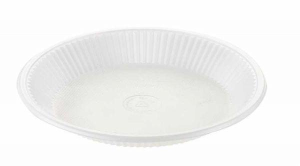 Plastik Tabak 19 cm