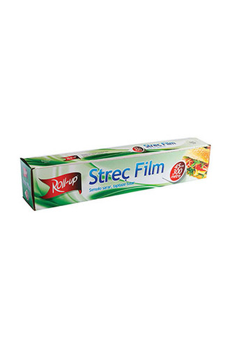 Roll-Up - Roll-Up Streç Film 45cm x 300 m 1 Adet